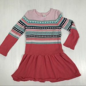 ❤️ Gymboree Winter Knitted Dress | Girl Size 8